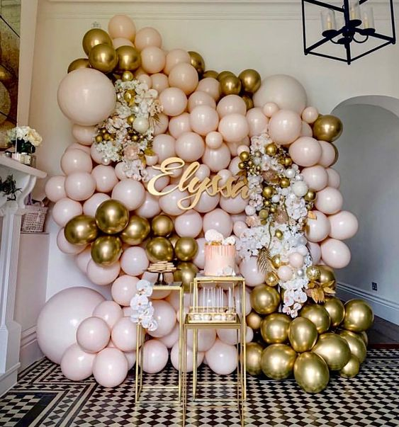 tendencias en color para decoracion baby shower niña 2019