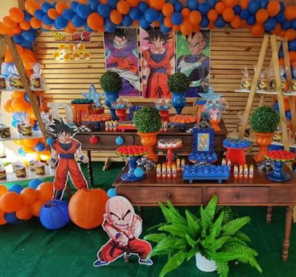 todo para fiesta de dragon ball super broly
