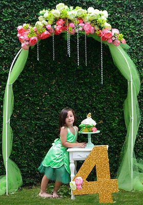 backdrops para fiesta infantil con tematica de campanita