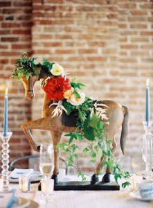 centros de mesa para fiesta de quince tema vaquera