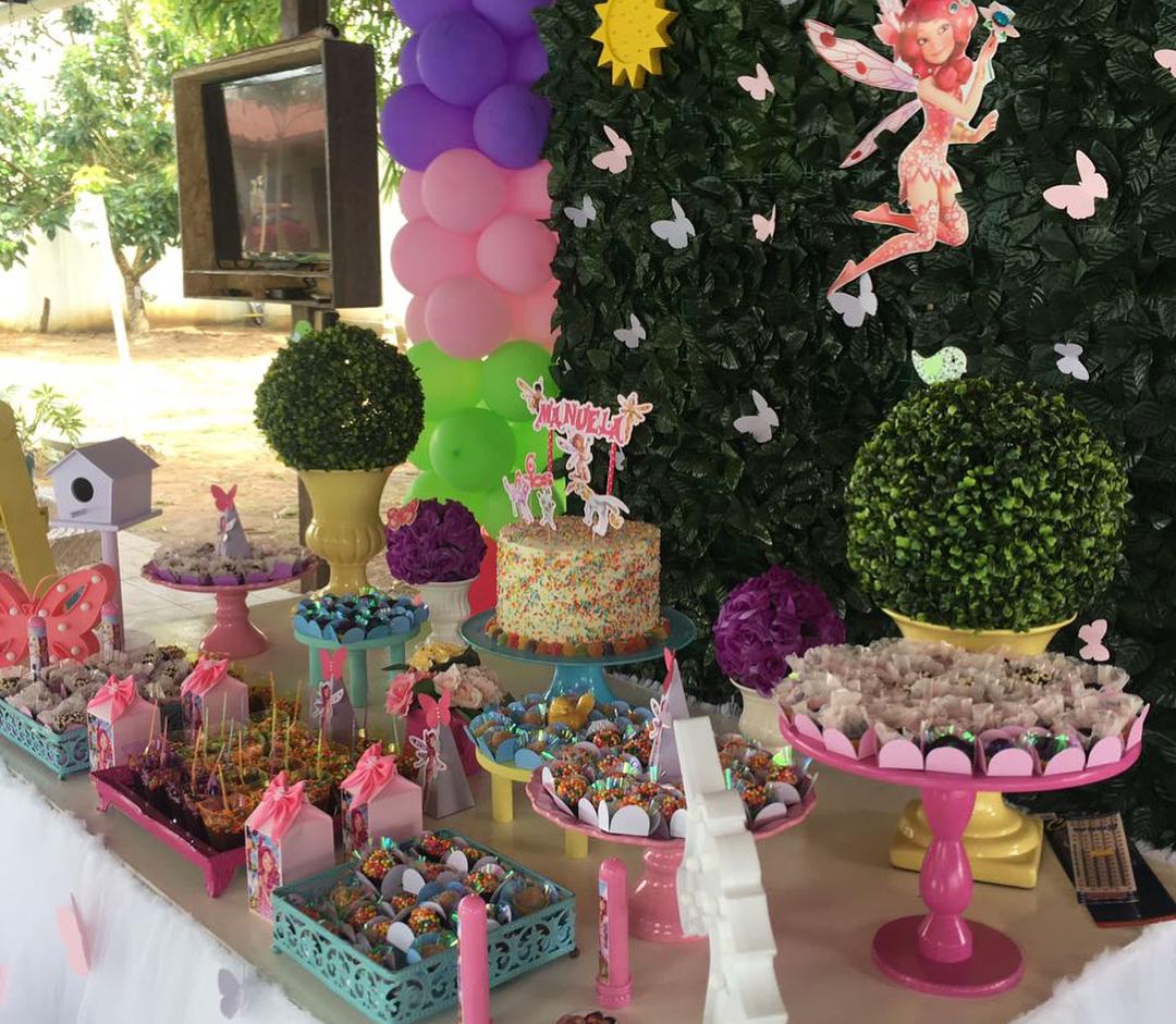 decoracion para fiesta tematica de mia and me