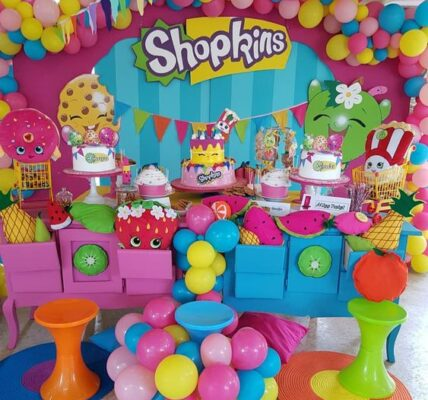 fiesta tematica de shopkins