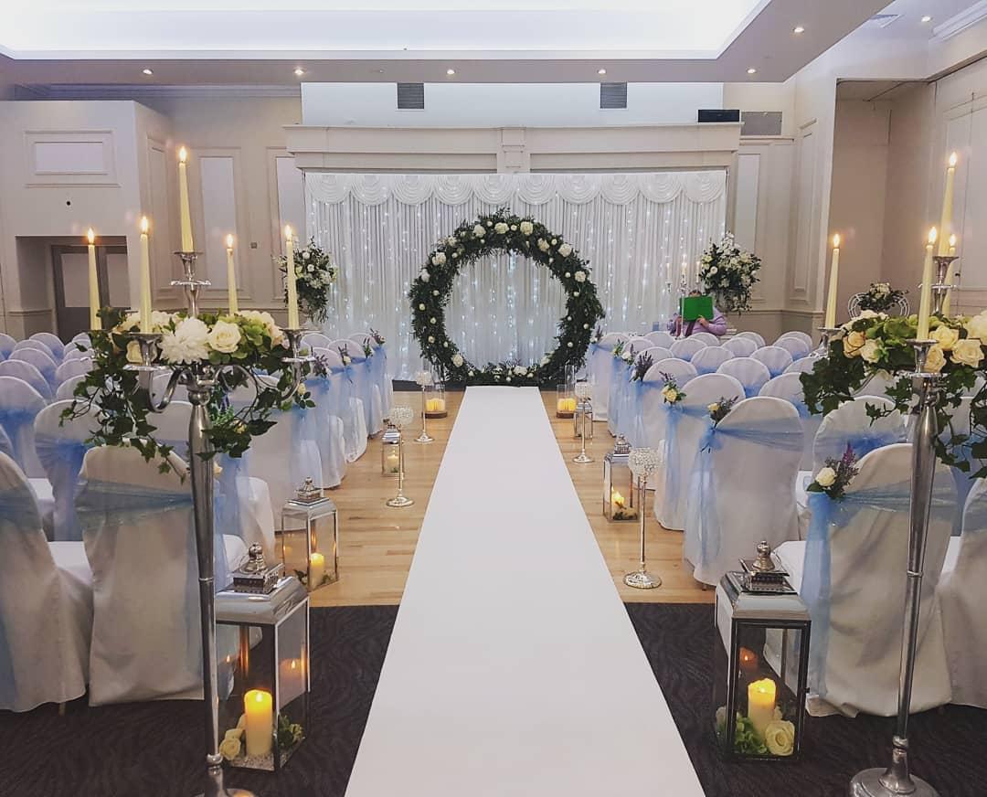 ideas de decoracion para ceremonia civil