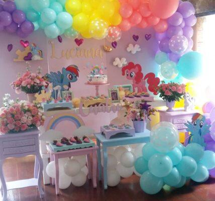 ideas para fiesta de my little pony
