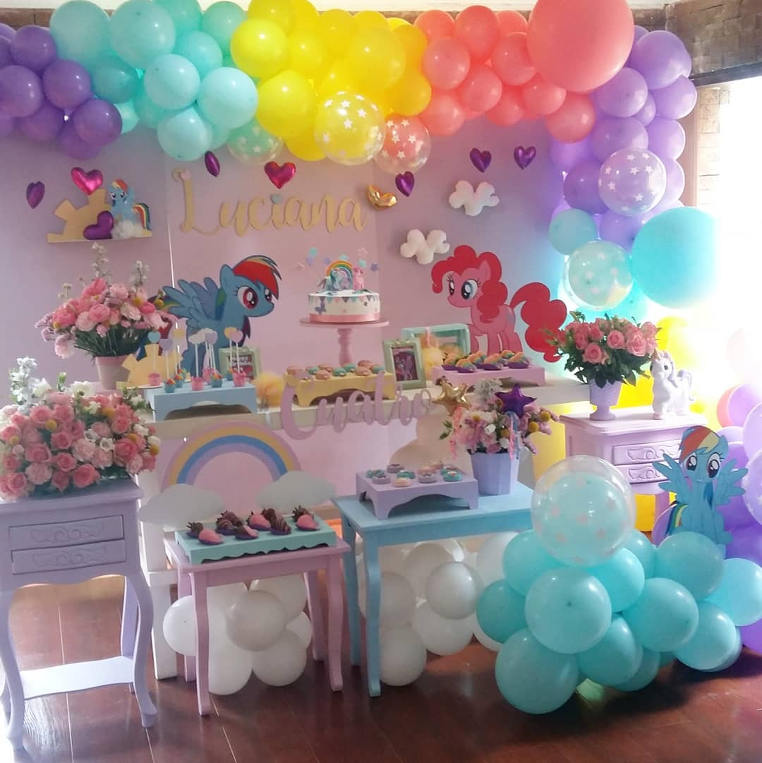 Ideas Para Fiesta De My Little Pony Ideas Para Las Fiestas