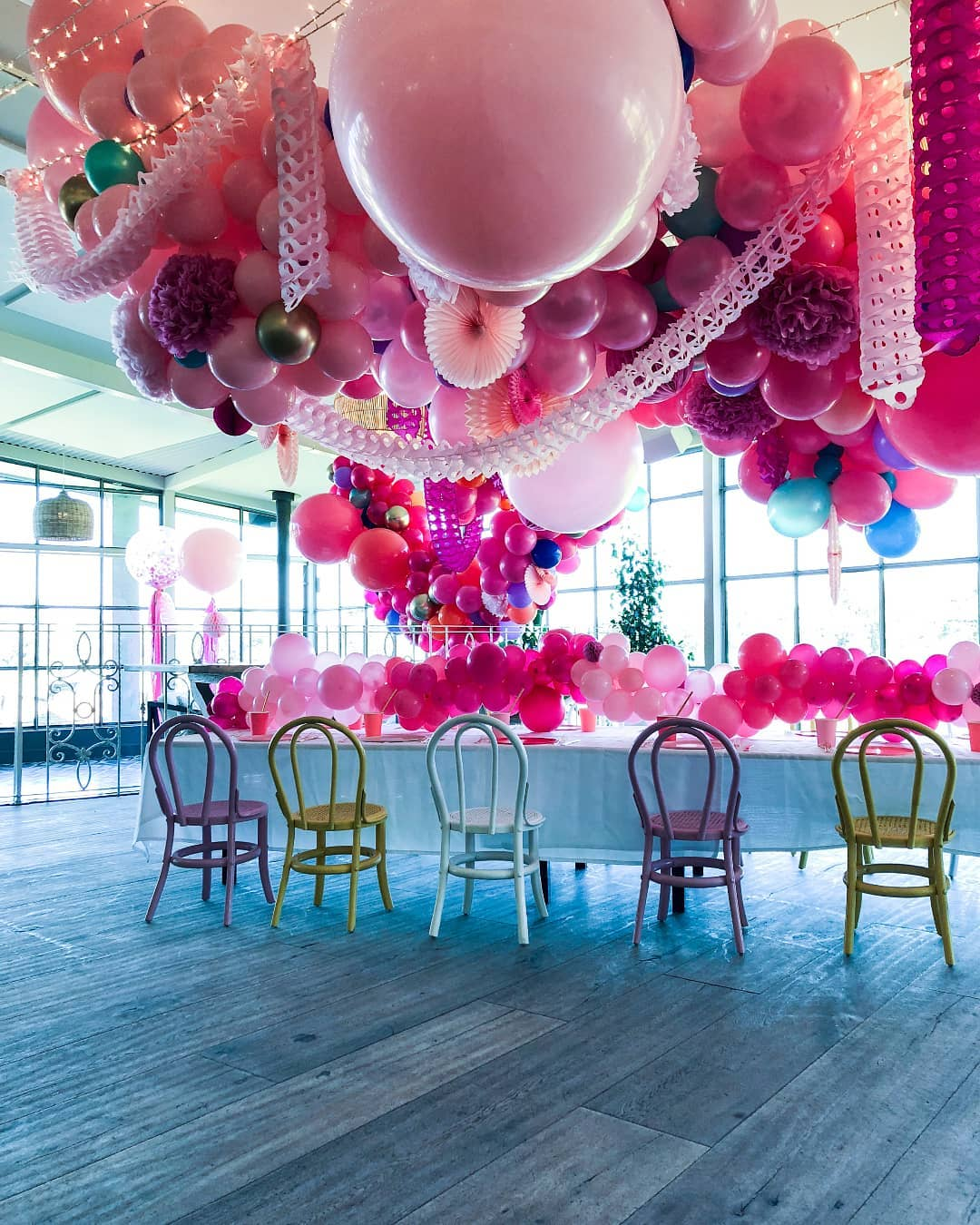 ideas para organizar y decorar una fiesta