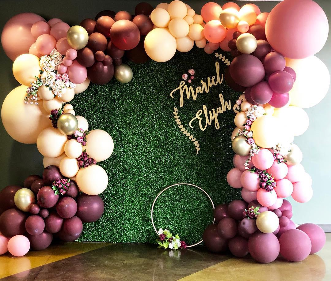 marcos de globos decoracion