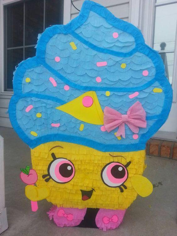 piñata de shopkins