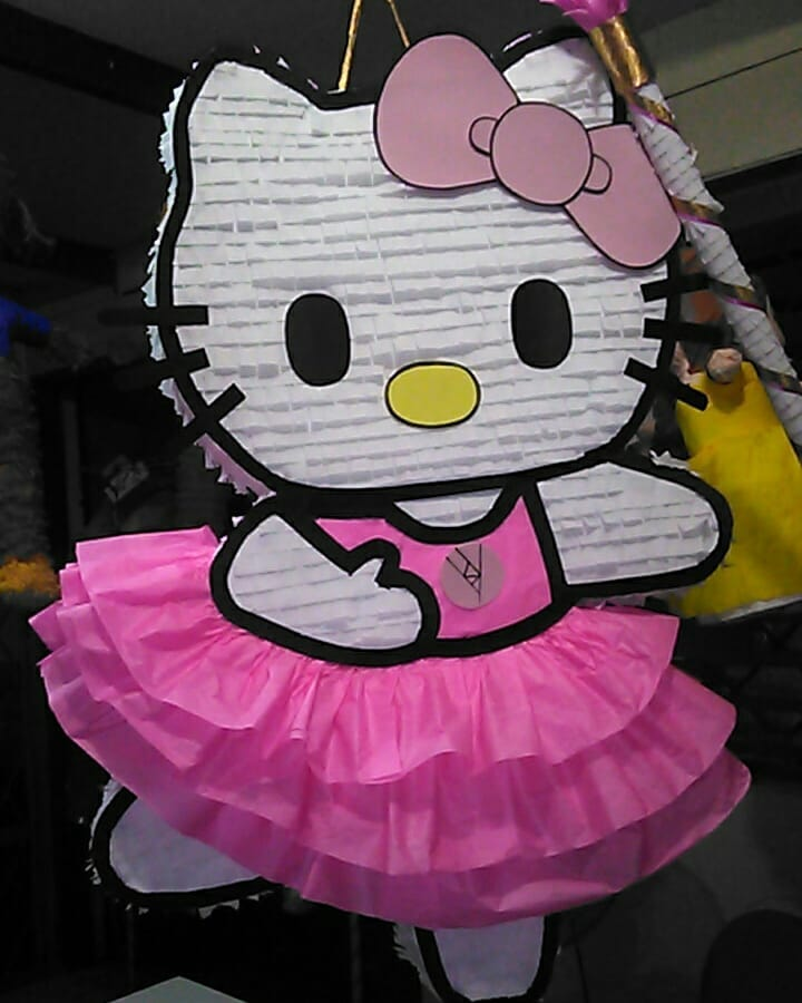 piñatas modernas para fiestas infantiles