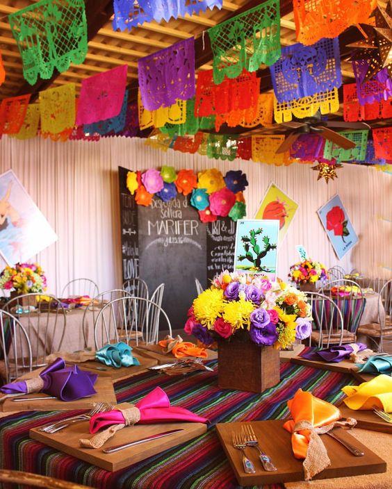 tips para organizar y decorar una fiesta