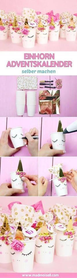 decoracion de unicornio para niña