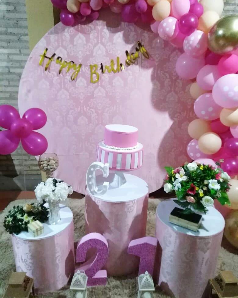 ideas para festejar cumple 21