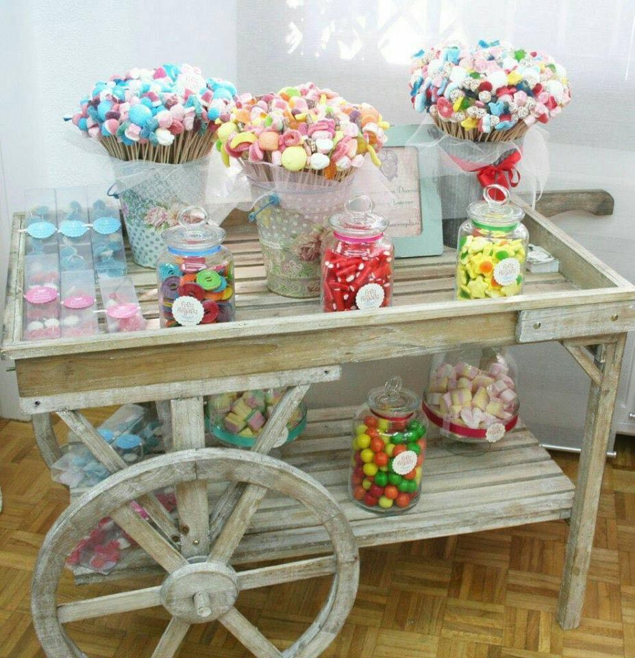 ideas para regalar dulces en tus eventos 2019