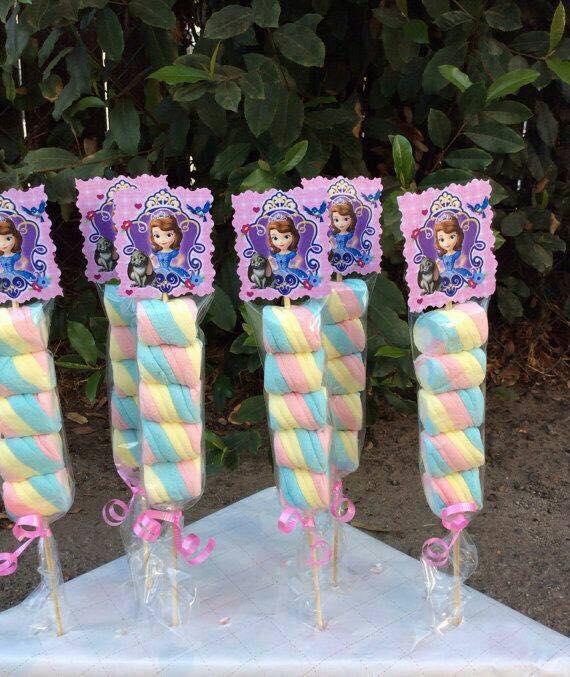 ideas para regalar dulces en tus eventos en bolsas de papel celofan