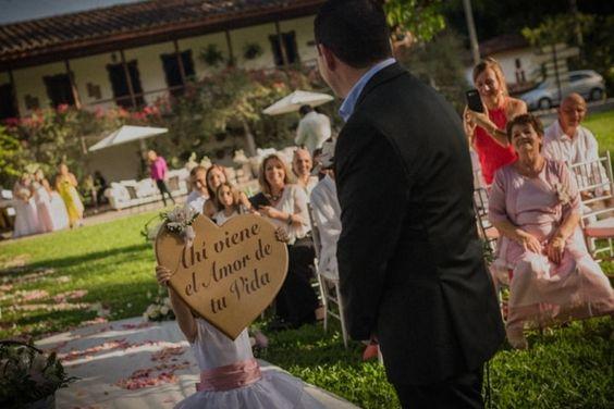 Carteles divertidos para bodas