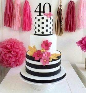 Como decorar Pasteles para Fiesta de mujer