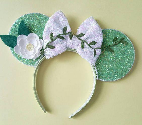 Diseños de Diademas de princesas para niñas