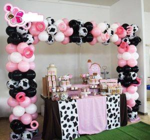 Ideas para Fiesta de cumpleaños de la Vaca Lola