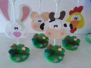 Ideas para agregar a la decoración de una Fiesta de la Vaca Lola