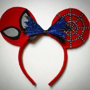Ideas para decorar Diademas de super héroes para niñas