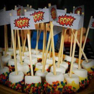 Ideas para decorar Fiesta de super heroes