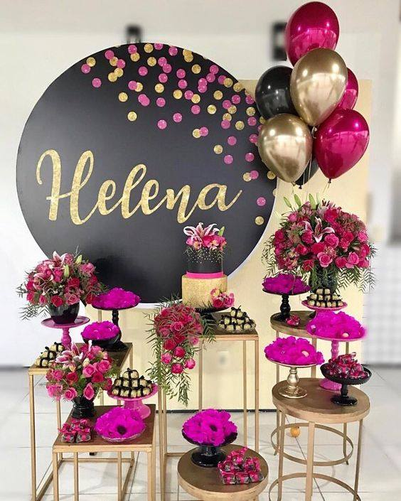 Ideas Para Decorar Una Fiesta De Mujeres De 40 Tendencias 2019