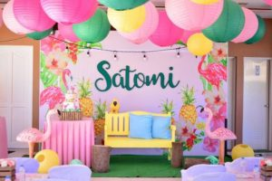Ideas para decorar una fiesta en verano con piñas
