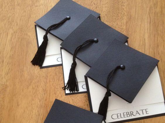 Invitaciones para Fiestas de Graduación
