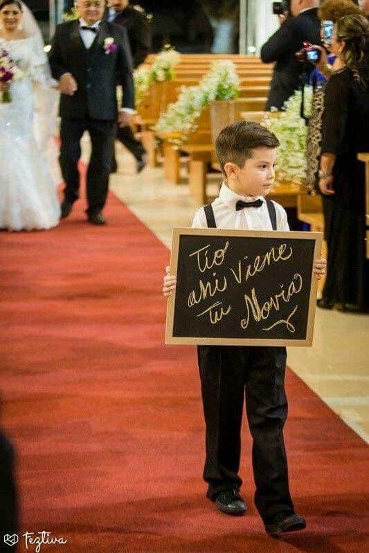 Letreros para bodas vintage