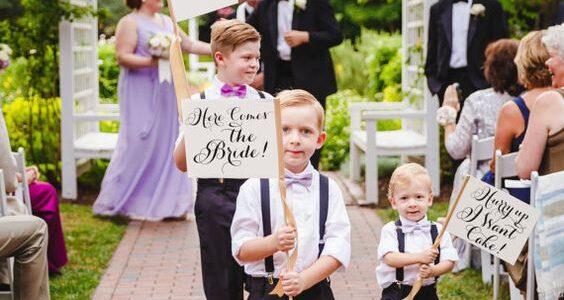 Letreros super originales para bodas