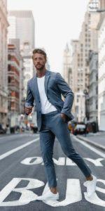 Outfit de hombre semi formal