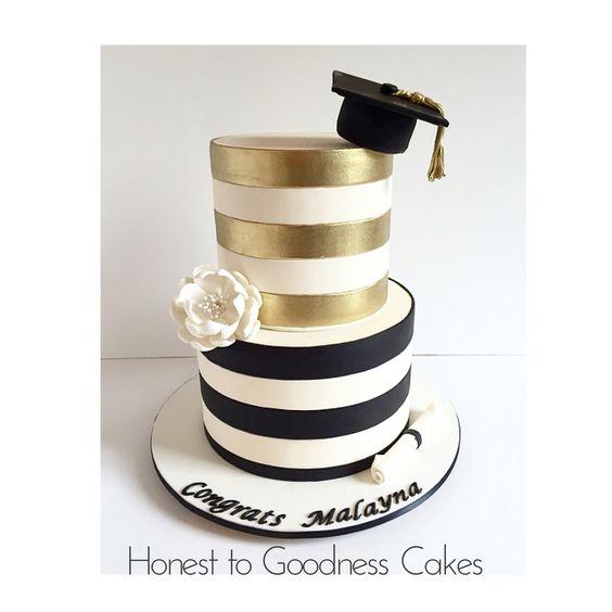 Pasteles para Fiestas de Graduación