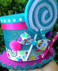 Sombreros locos para niñas faciles