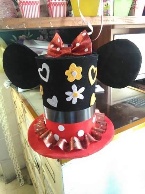 Sombreros locos para niños caseros