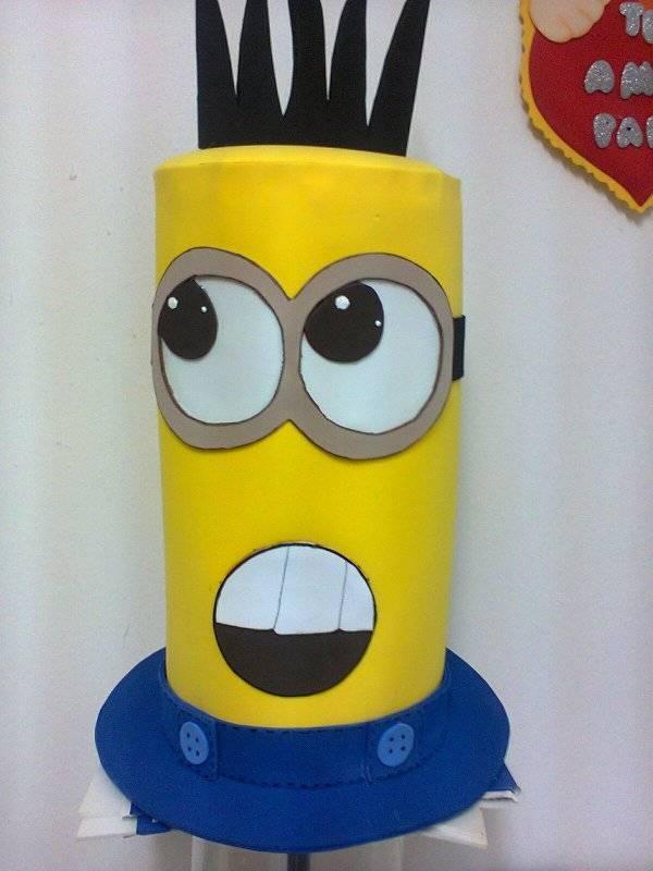 Sombreros locos para niños de foami