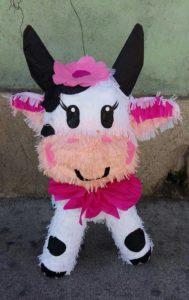 Piñata de la Vaca Lola