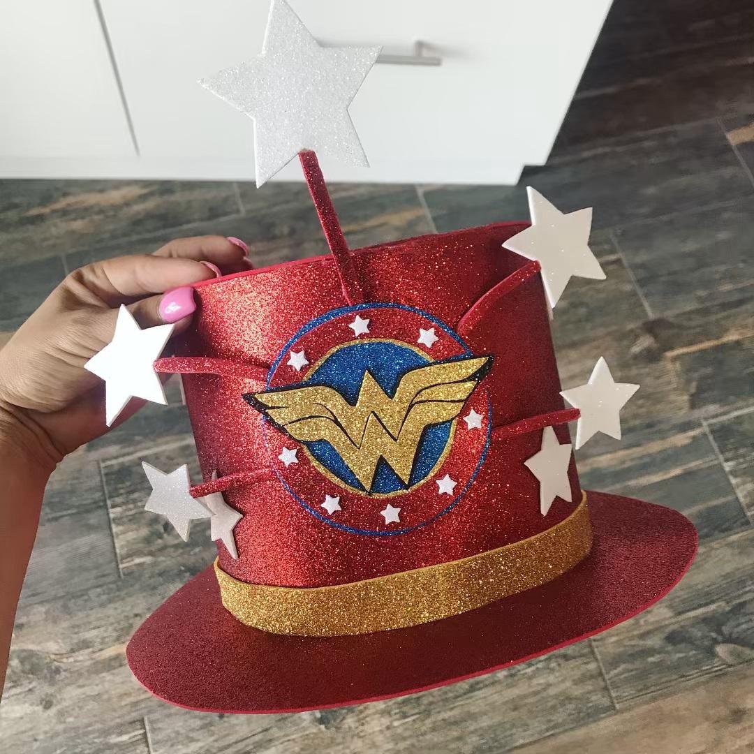 ideas de sombreros locos para el día del niño