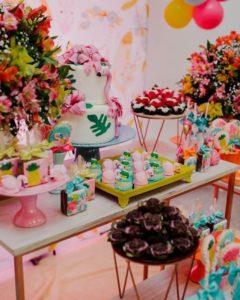 ideas para decorar fiesta hawaiana