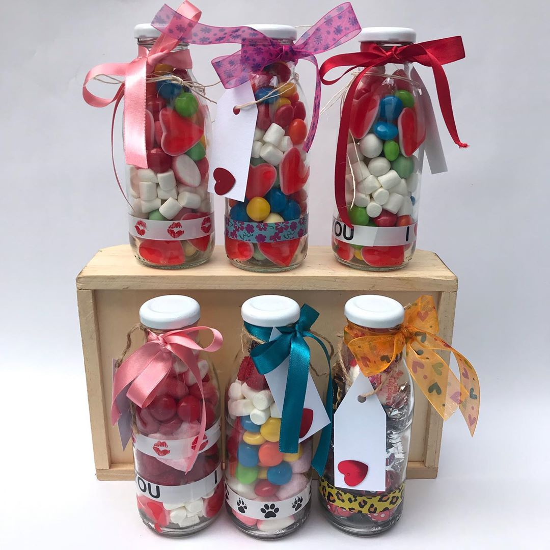 ideas para regalar dulces en tus eventos