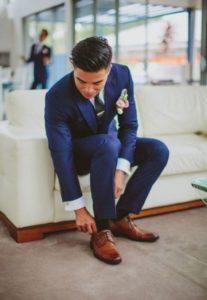 looks de hombre con outfits elegantes