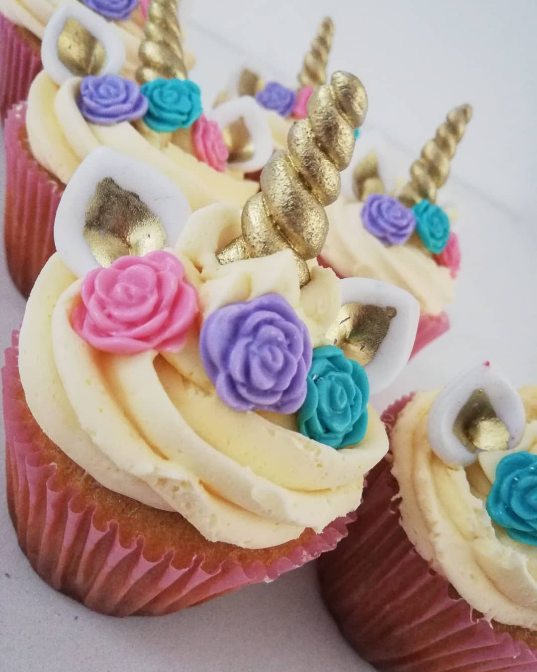 para tu fiesta dulces unicornio