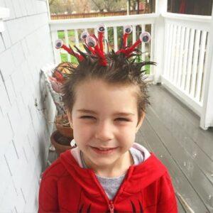 peinados locos para niños hombres