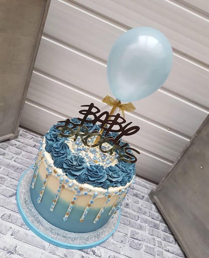 Ultimas tendencias en decoracion de tortas 2019 para fiestas infantiles
