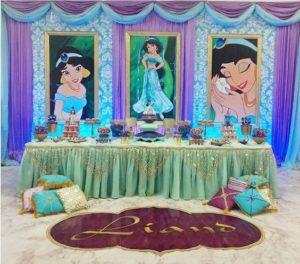 Ideas tematicas para fiestas de Aladin