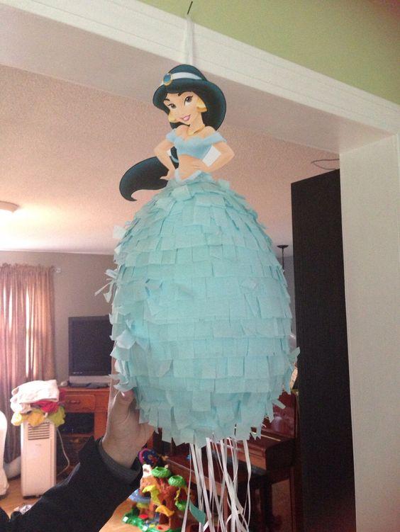 Piñata para Fiesta de Aladin