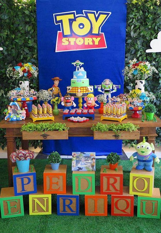 Toy story 4 para fiesta infantil