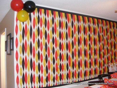 Tendencia en decoracion para fiestas infantiles sencillas