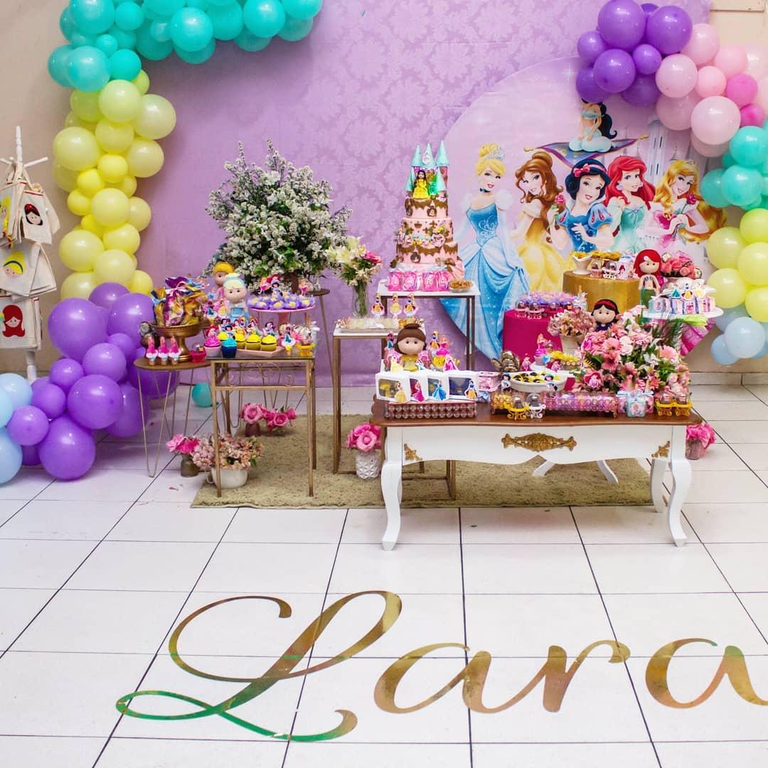 Decoracion fiestas infantiles princesa
