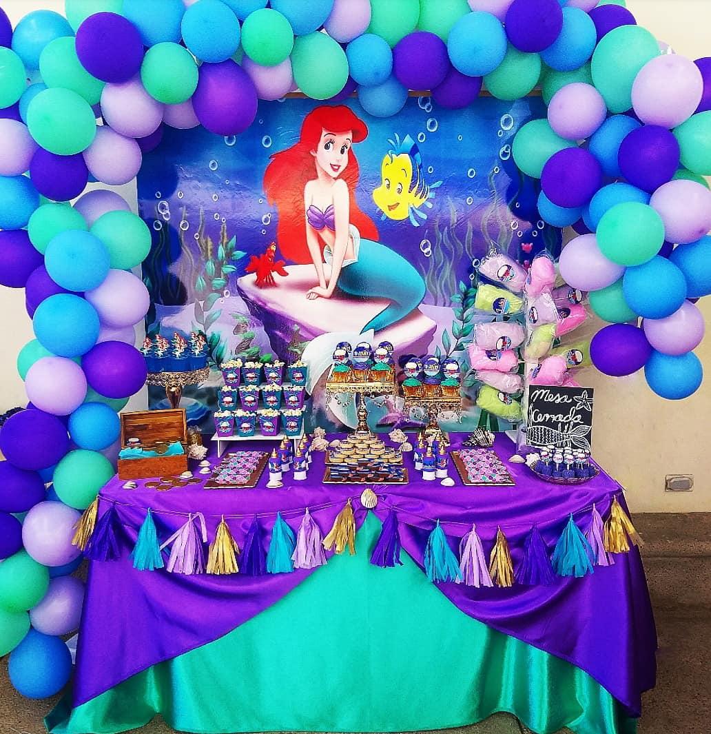 Decoracion para cumpleaños infantiles