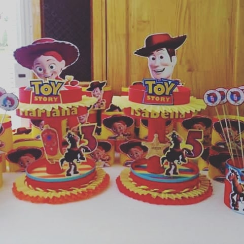 Fiestas infantiles adornos